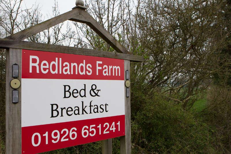 Redlands Farm history